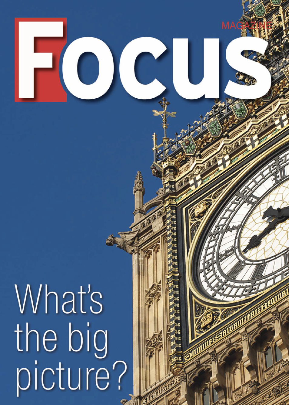 "General Election 2019 - Focus asks, ""How do we respond?"""